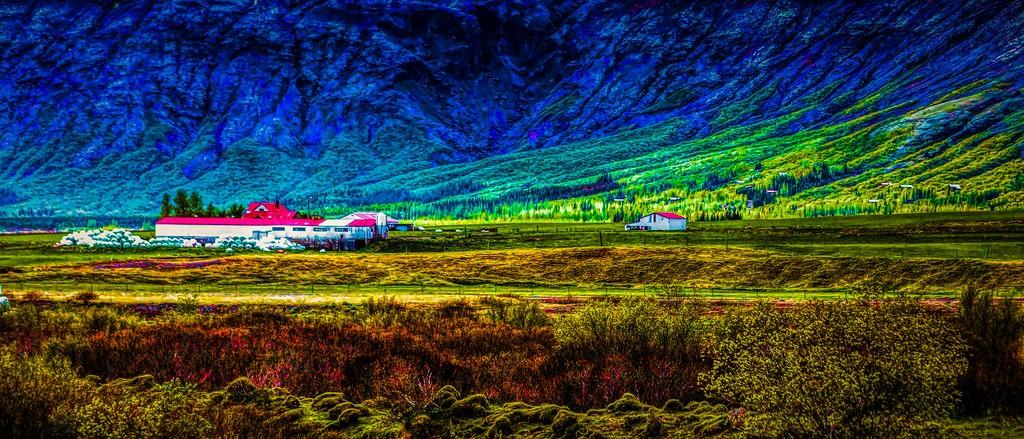 冰岛风采,自然环抱_图1-28