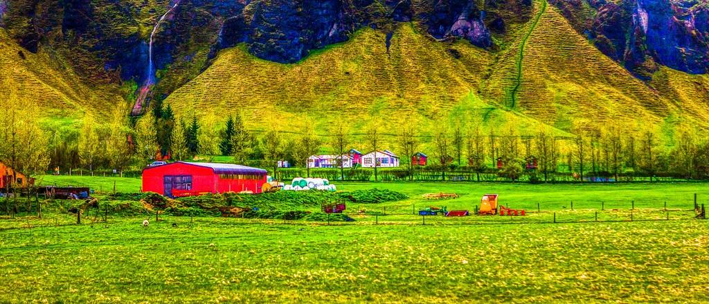 冰岛风采,自然环抱_图1-31