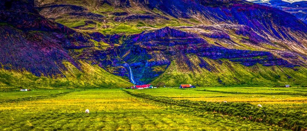 冰岛风采,自然环抱_图1-26