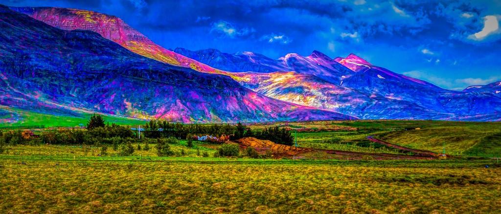 冰岛风采,自然环抱_图1-25