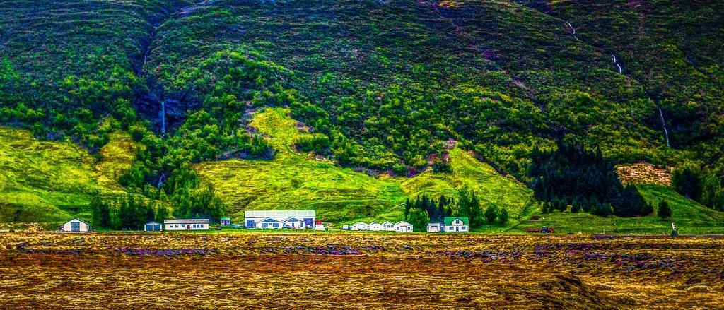 冰岛风采,自然环抱_图1-40