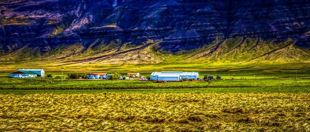 冰岛风采,自然环抱_图1-35