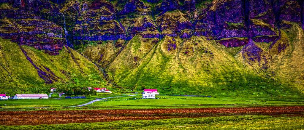 冰岛风采,自然环抱_图1-33