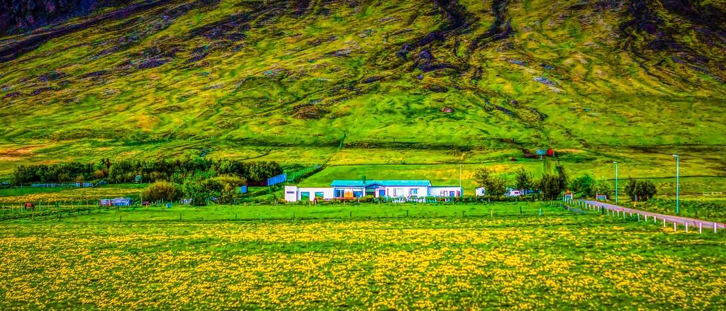 冰岛风采,自然环抱_图1-34