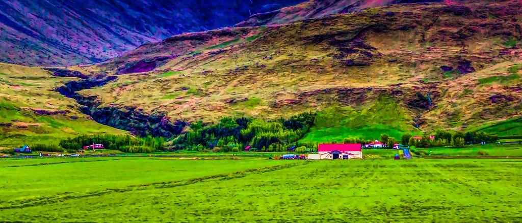 冰岛风采,自然环抱_图1-36