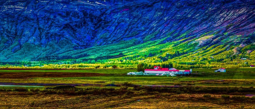 冰岛风采,自然环抱_图1-39