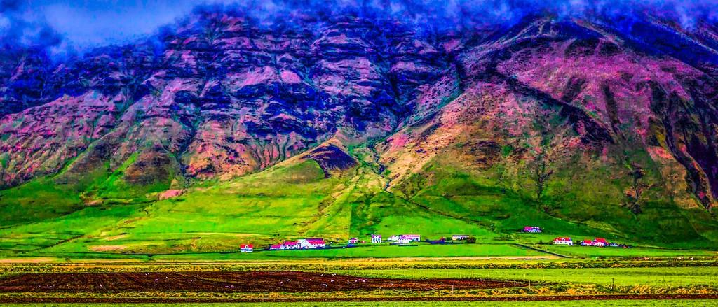 冰岛风采,自然环抱_图1-37