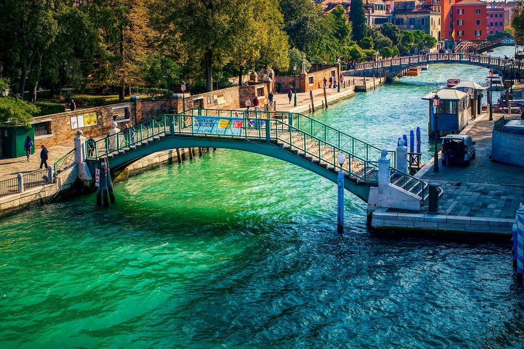 意大利威尼斯,城市小桥_图1-17
