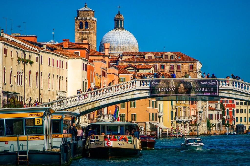 意大利威尼斯,城市小桥_图1-15