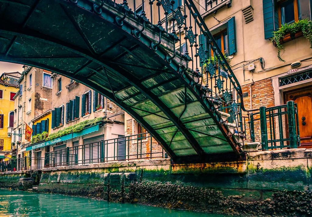 意大利威尼斯,城市小桥_图1-10
