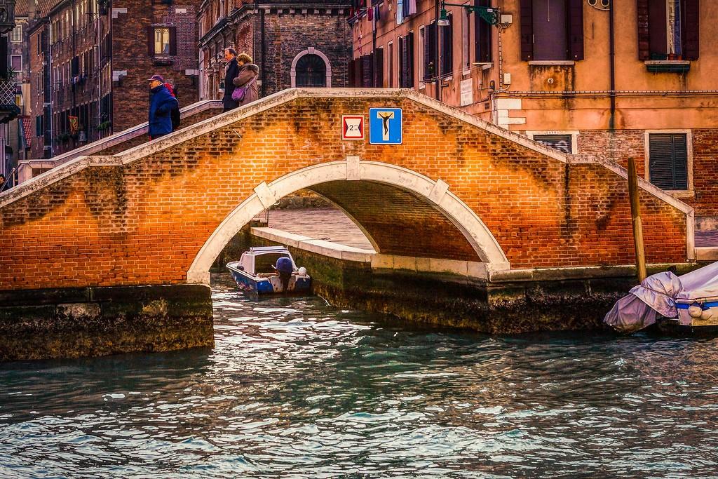 意大利威尼斯,城市小桥_图1-12