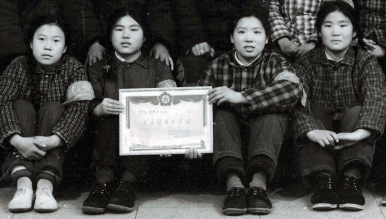 北京市通县三中七三届三年级九班的青葱少年_图1-2