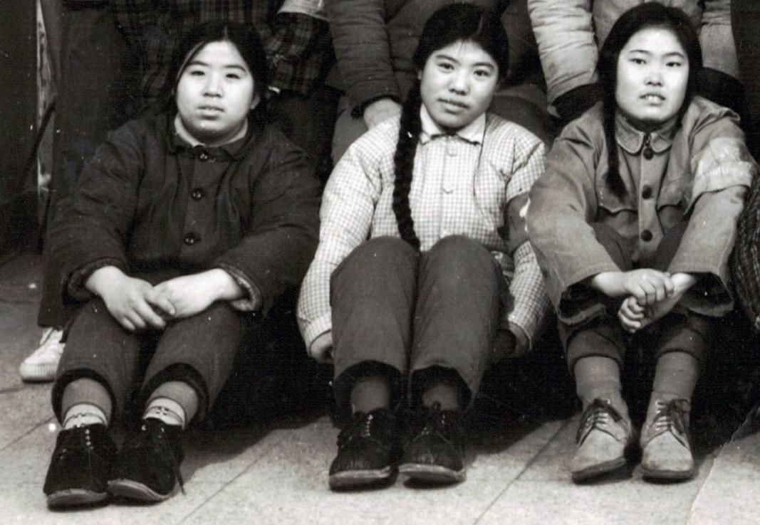 北京市通县三中七三届三年级九班的青葱少年_图1-5