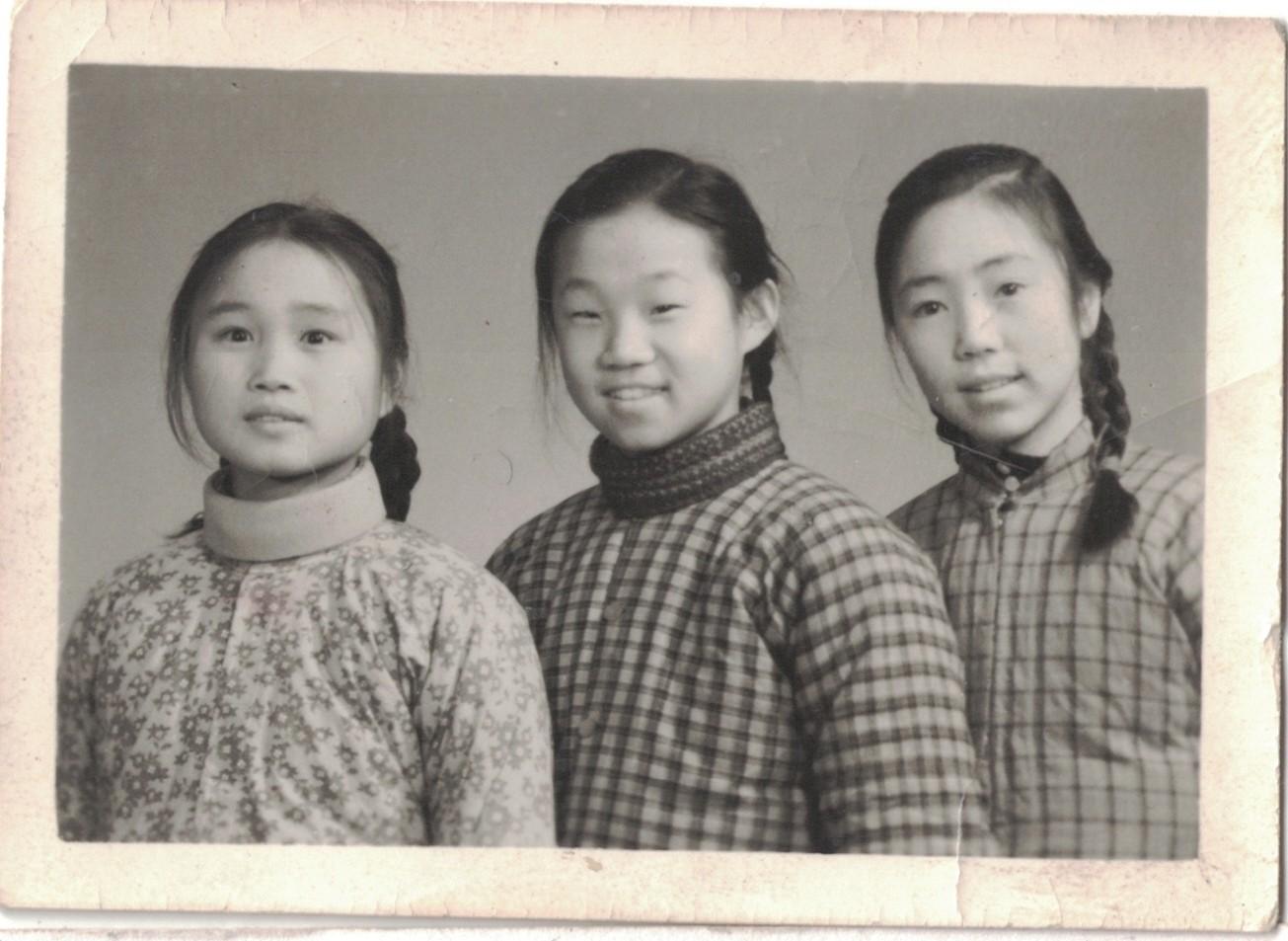 北京市通县三中七三届三年级九班的青葱少年_图1-14