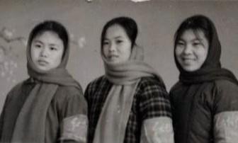 北京市通县三中七三届三年级九班的青葱少年_图1-17