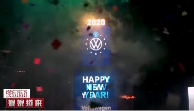 高娓娓:跨年夜纽约时代广场疫情前后差别大!新年美国疫情更严重 ... ..._图1-16