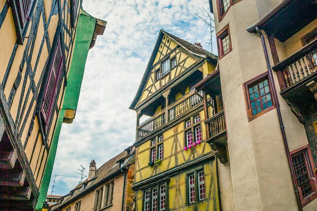 法国科尔马(Colmar),小城漫游_图1-24