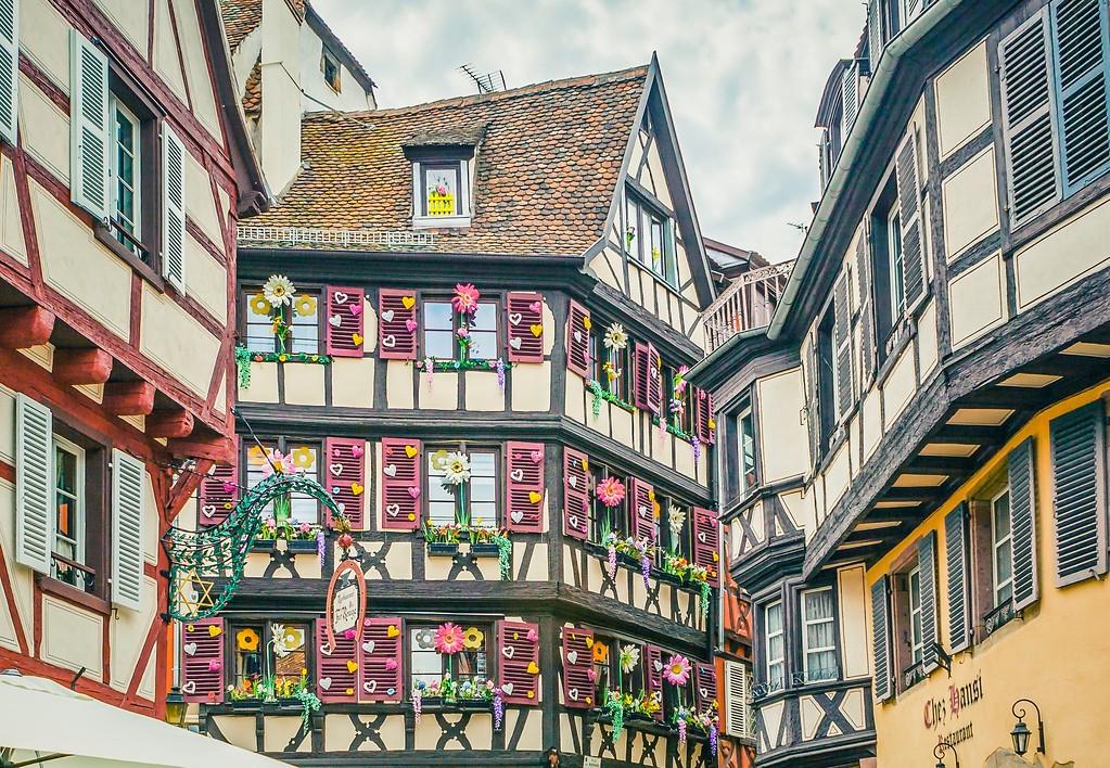 法国科尔马(Colmar),小城漫游_图1-18