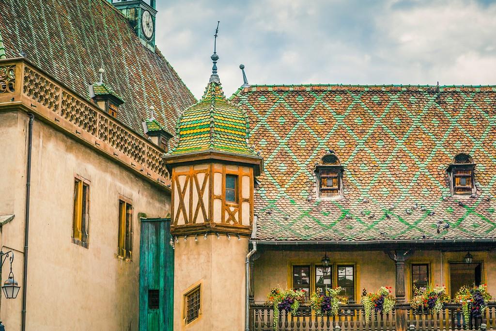 法国科尔马(Colmar),小城漫游_图1-12