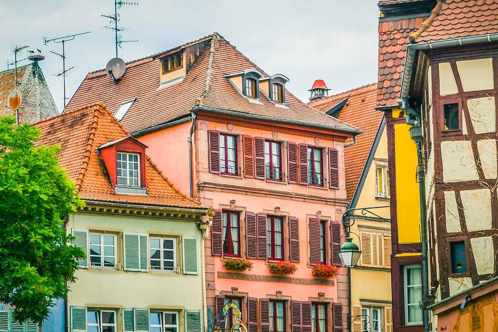 法国科尔马(Colmar),小城漫游_图1-16