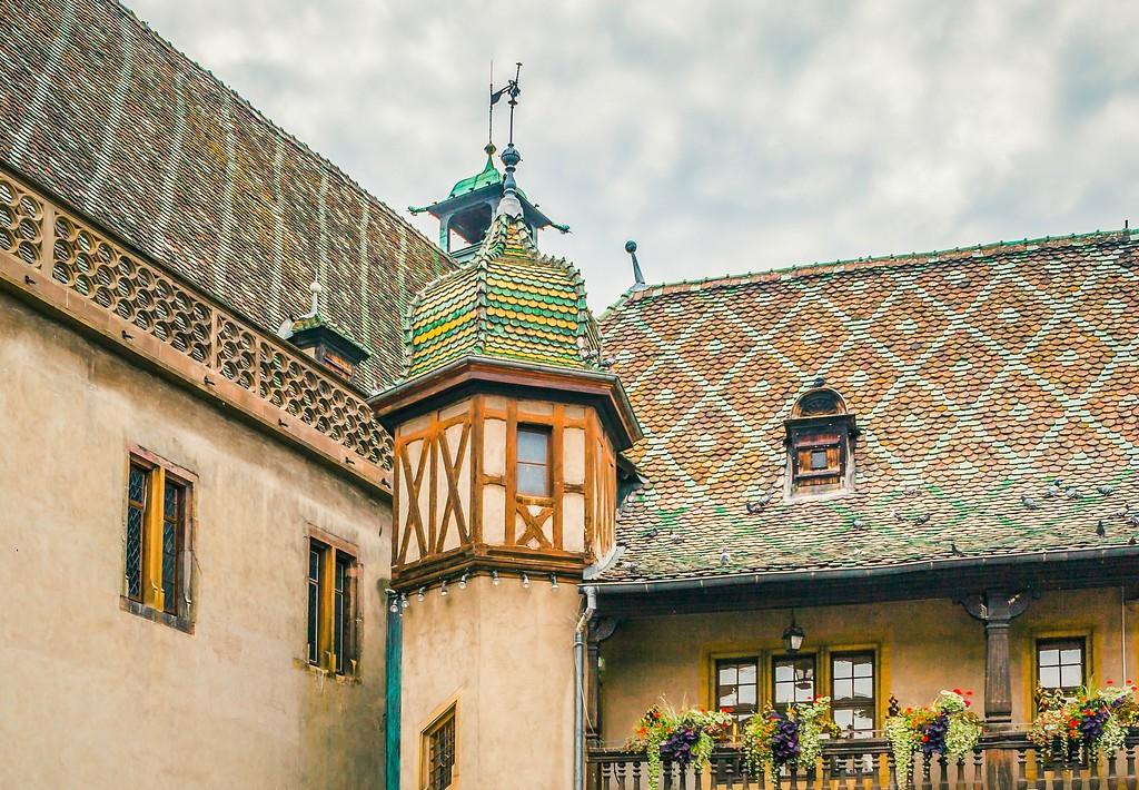 法国科尔马(Colmar),小城漫游_图1-13