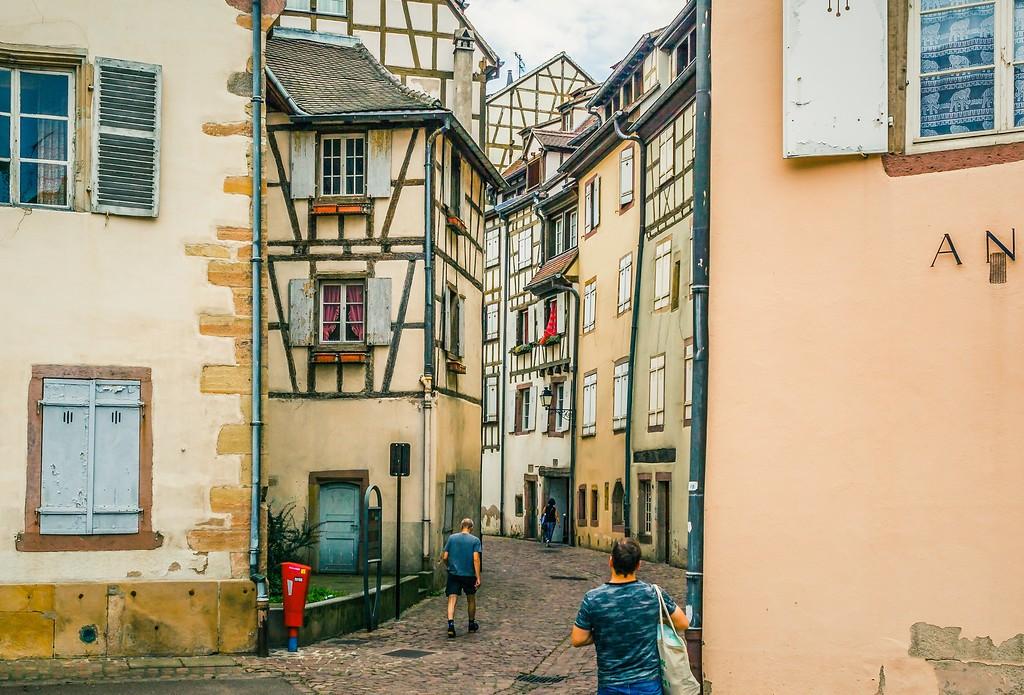 法国科尔马(Colmar),小城漫游_图1-17