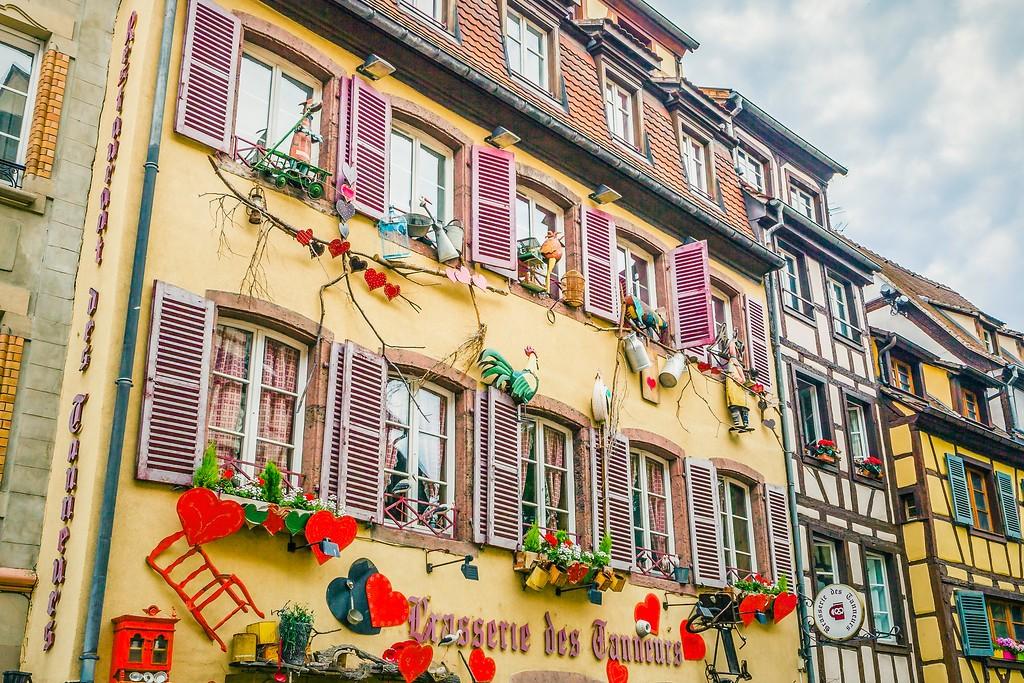 法国科尔马(Colmar),小城漫游_图1-11