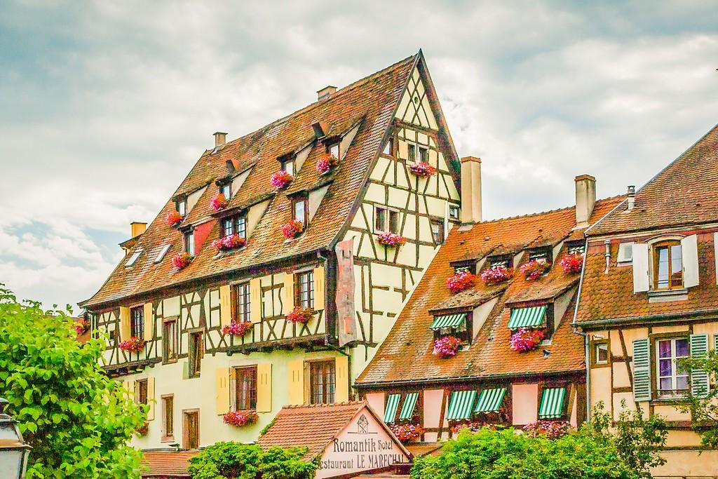 法国科尔马(Colmar),小城漫游_图1-7