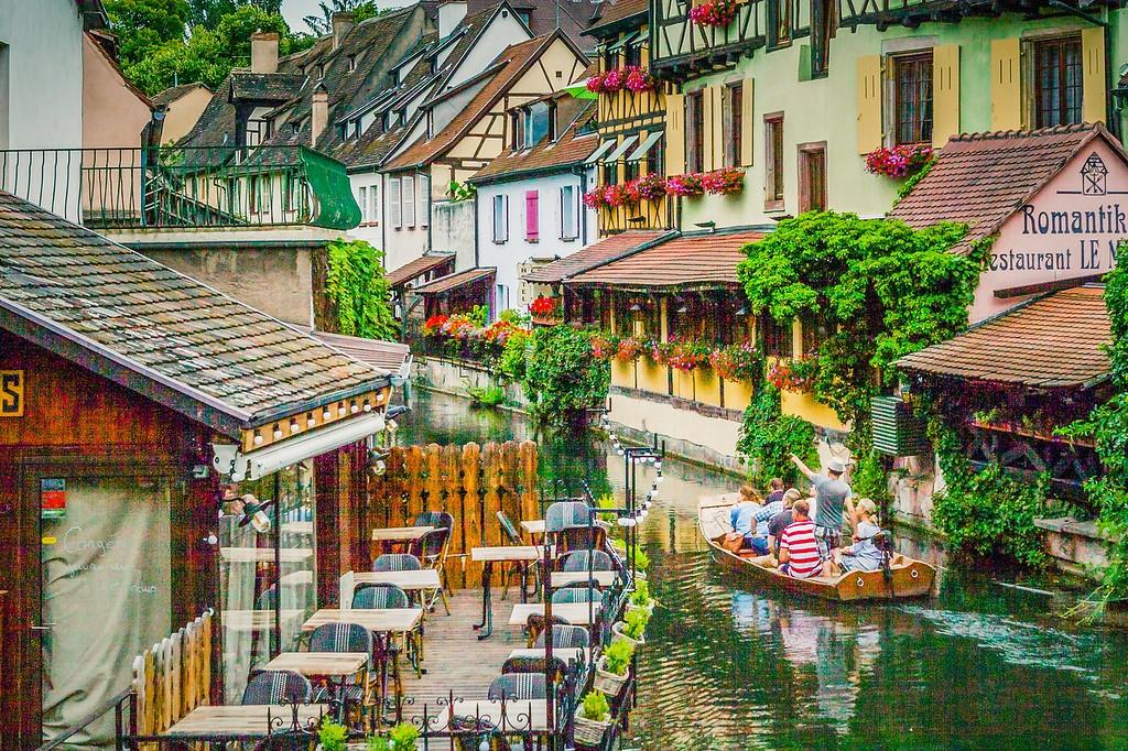 法国科尔马(Colmar),小城漫游_图1-8