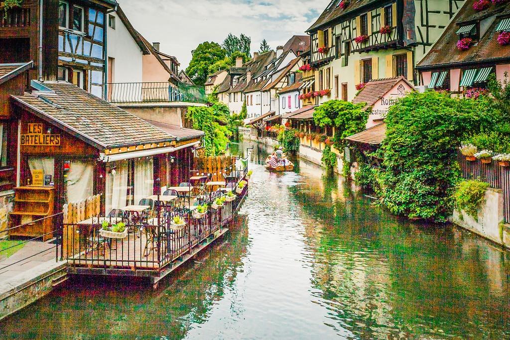 法国科尔马(Colmar),小城漫游_图1-4