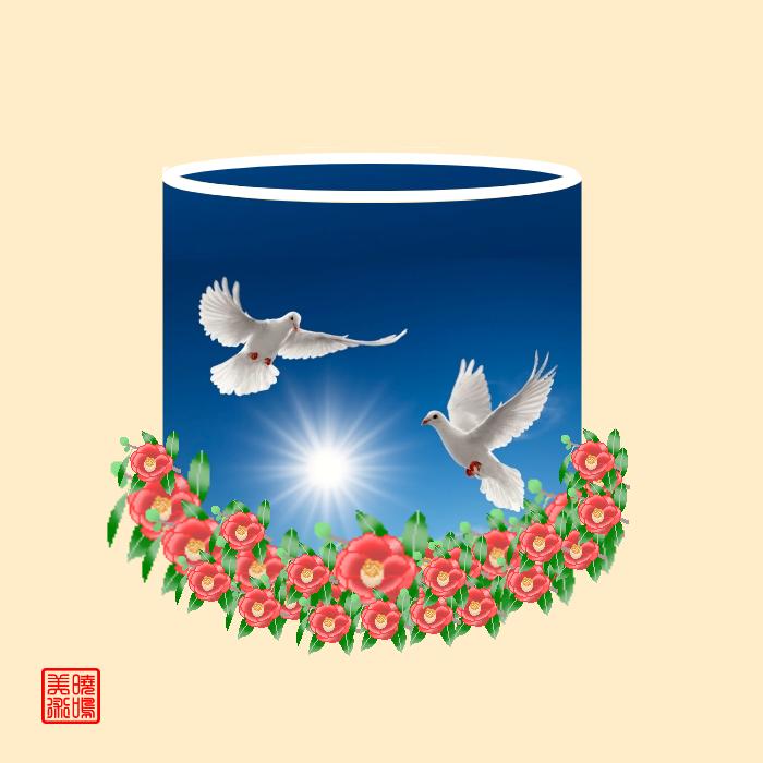 【晓鸣拼图】2020年最后一天的画稿_图1-2
