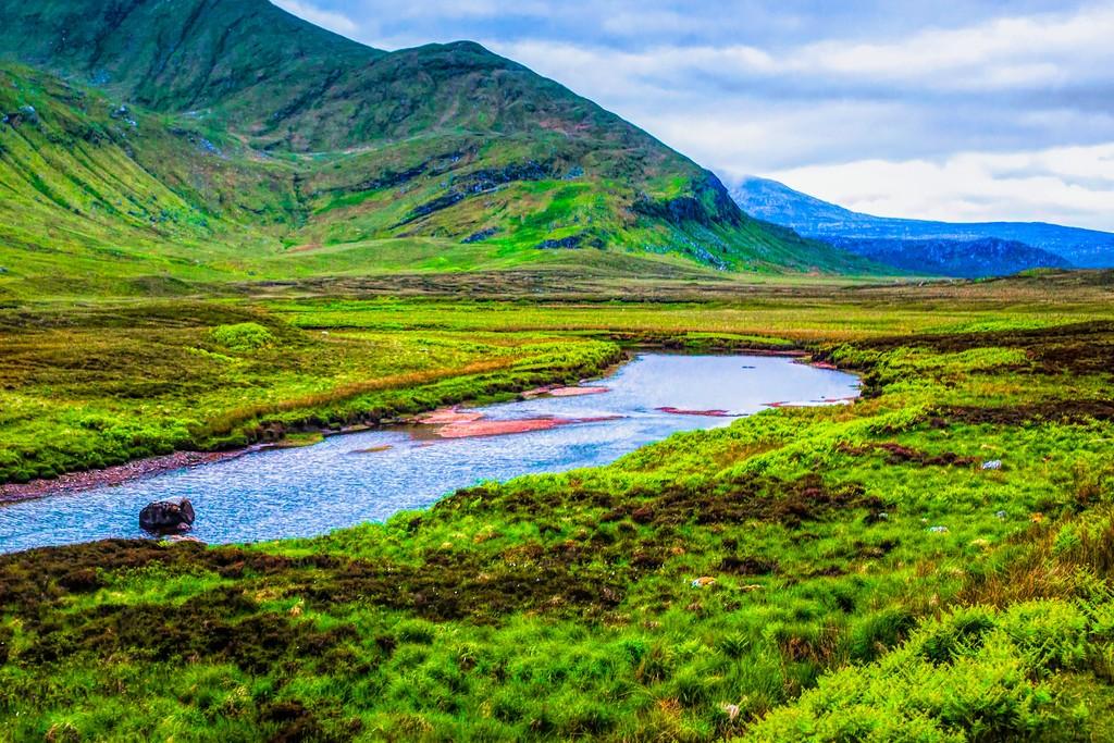苏格兰美景,山山水水_图1-32