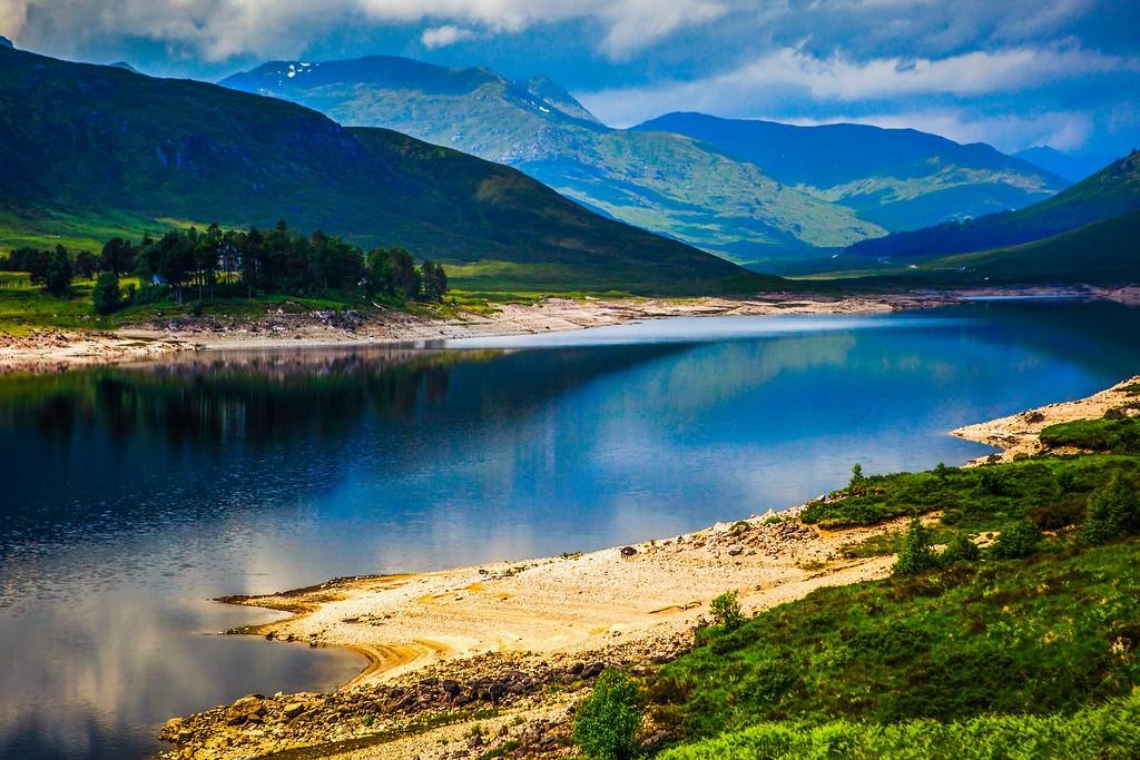 苏格兰美景,山山水水_图1-19