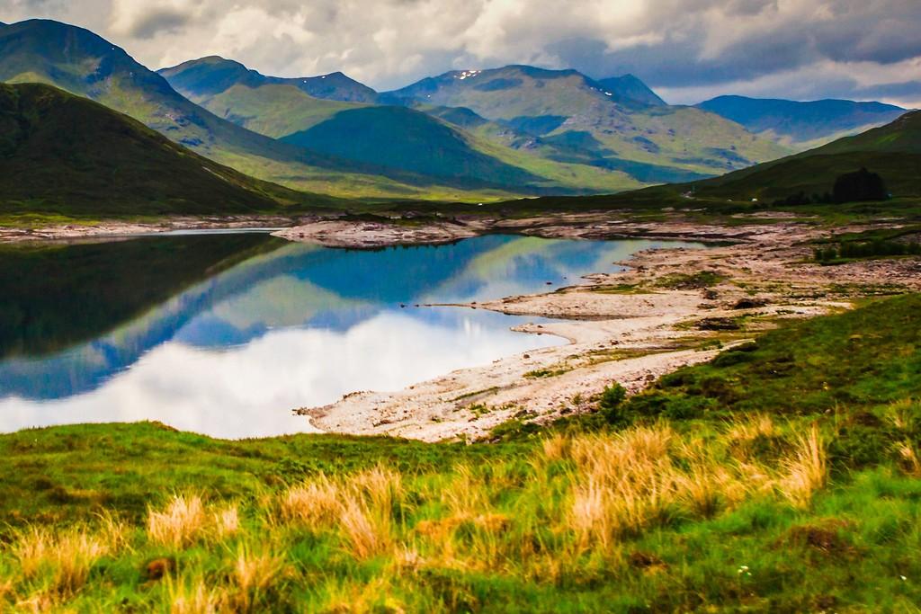 苏格兰美景,山山水水_图1-21