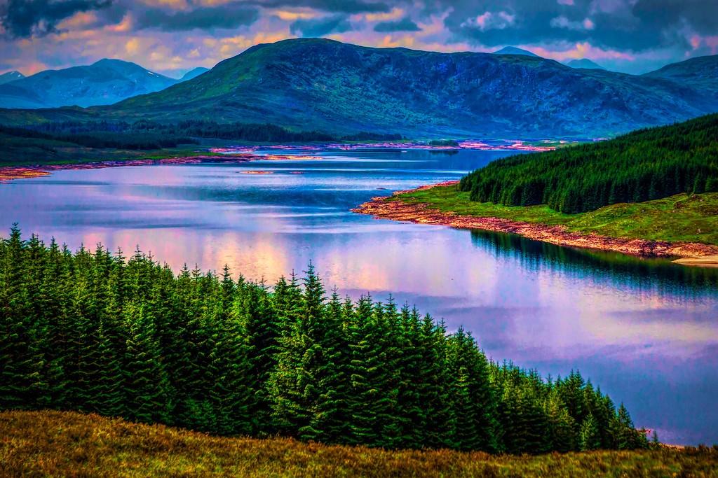 苏格兰美景,山山水水_图1-4