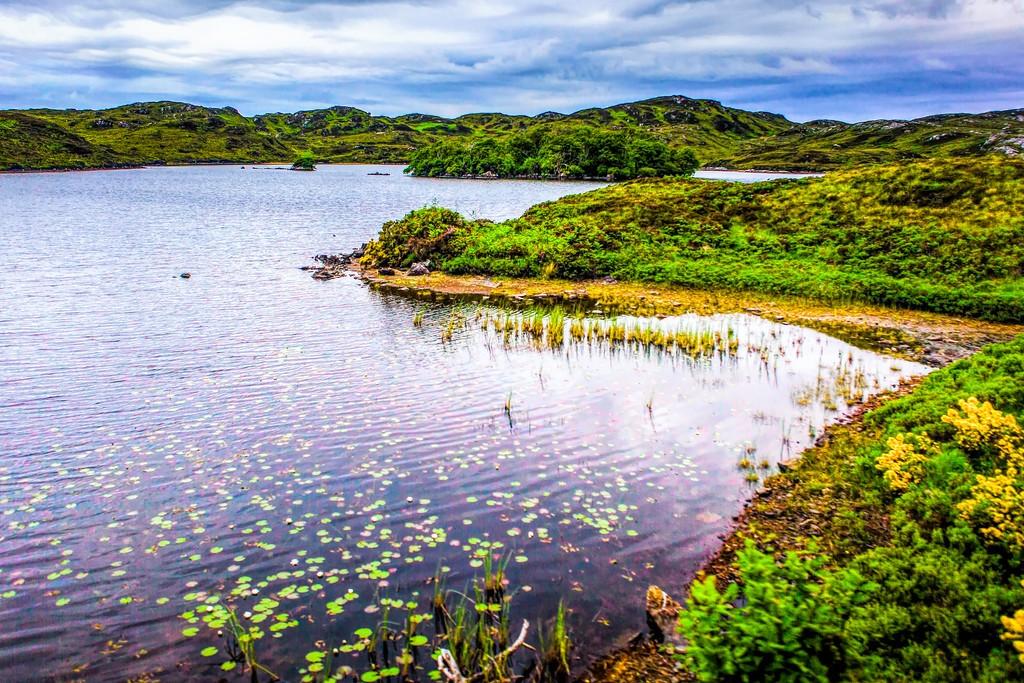 苏格兰美景,山山水水_图1-39