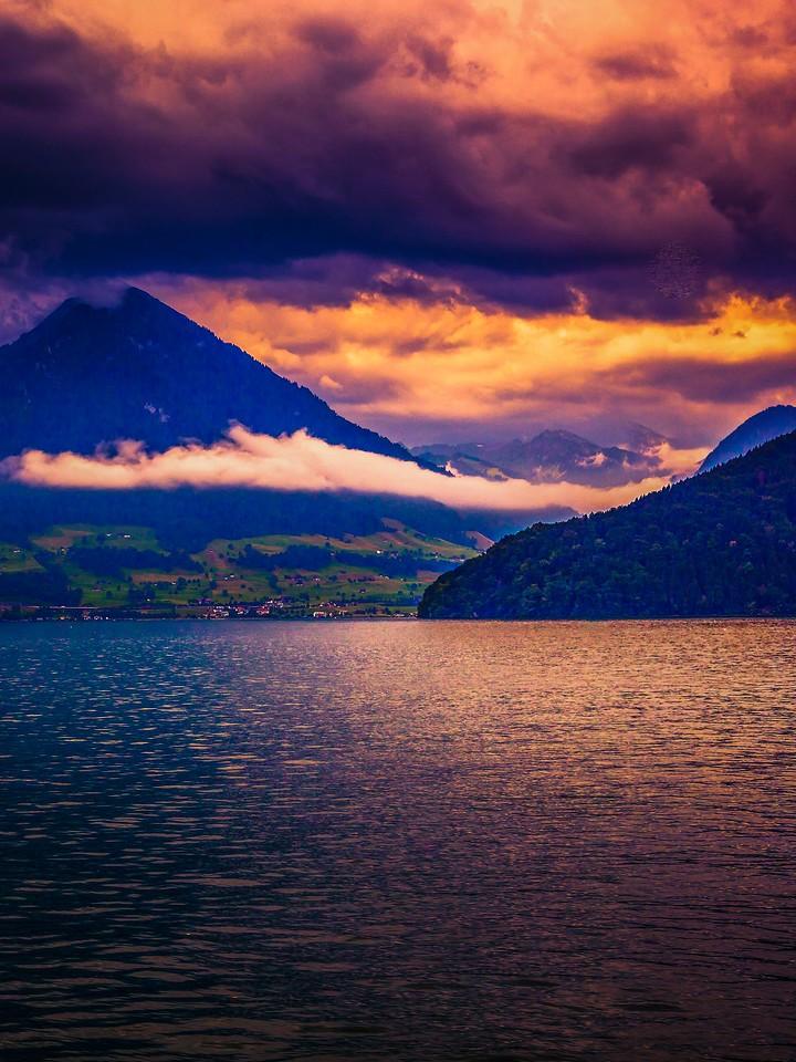 瑞士卢塞恩(Lucerne),变化莫测_图1-36