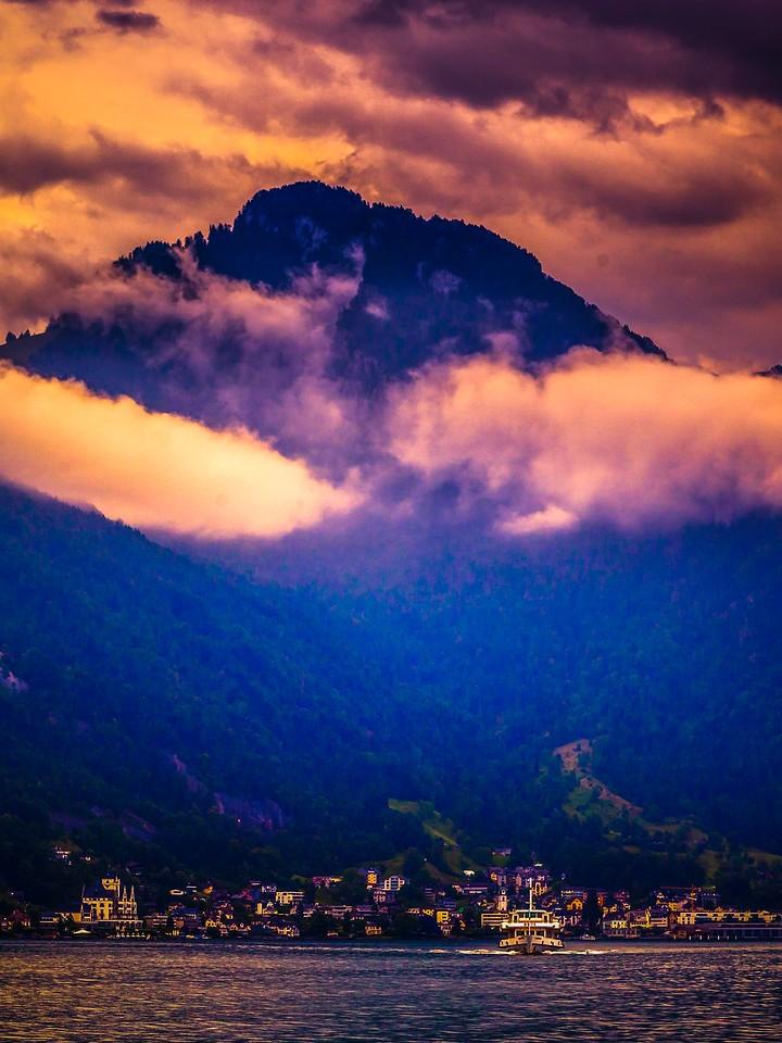 瑞士卢塞恩(Lucerne),变化莫测_图1-28