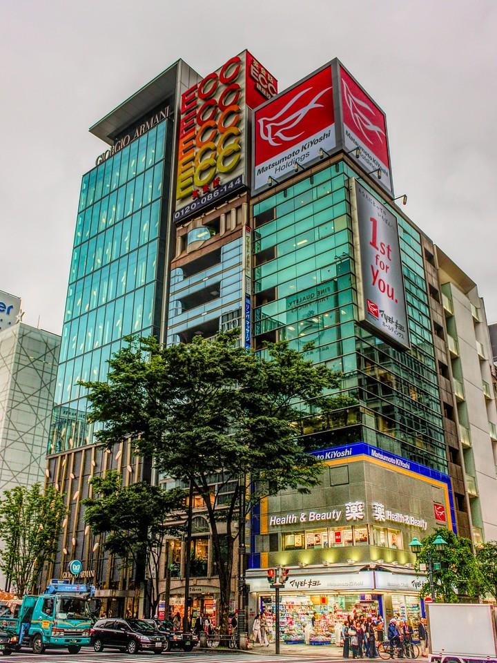 日本印象,城市景观_图1-2