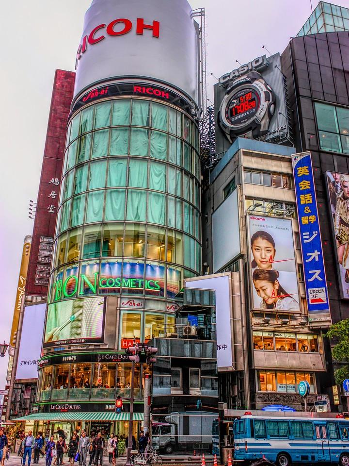 日本印象,城市景观_图1-8