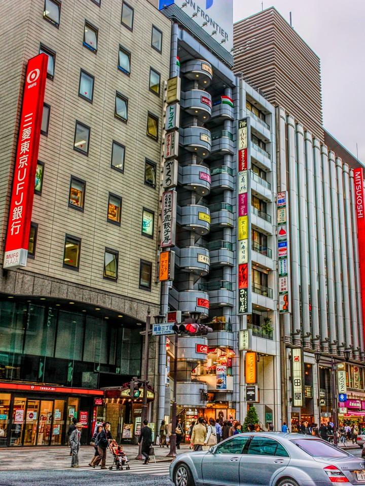日本印象,城市景观_图1-17