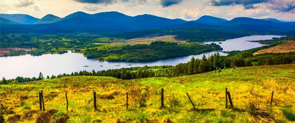 苏格兰美景,山水画卷_图1-39