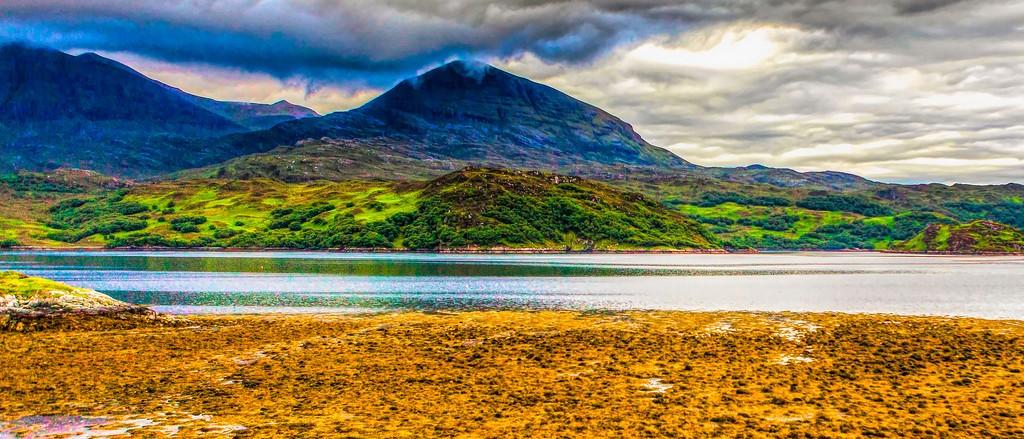 苏格兰美景,山水画卷_图1-30