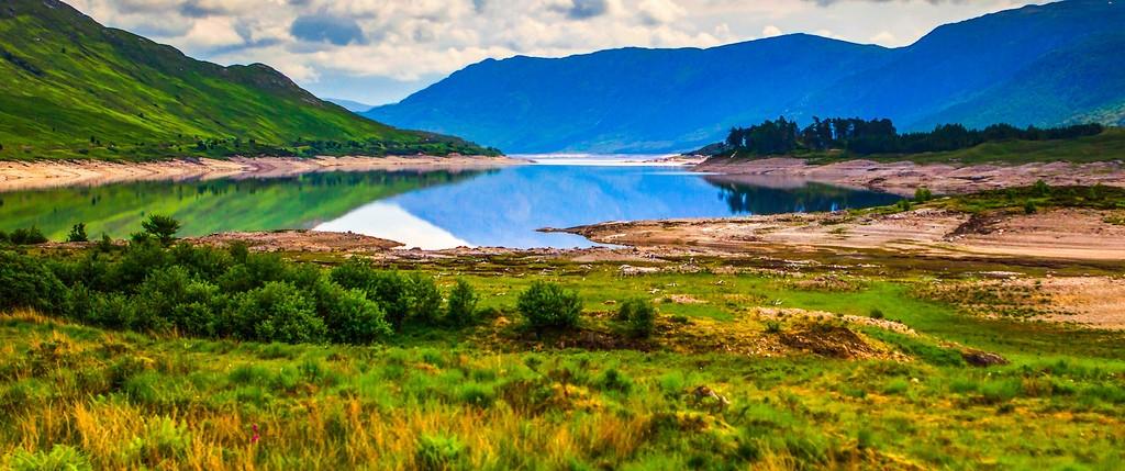 苏格兰美景,山水画卷_图1-35