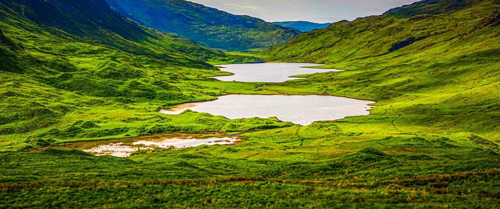苏格兰美景,山水画卷_图1-32