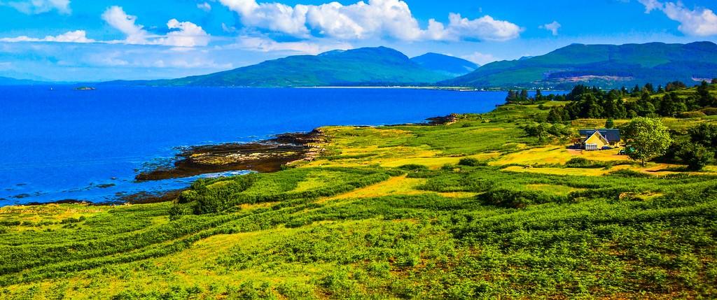 苏格兰美景,山水画卷_图1-31