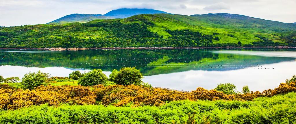 苏格兰美景,山水画卷_图1-25