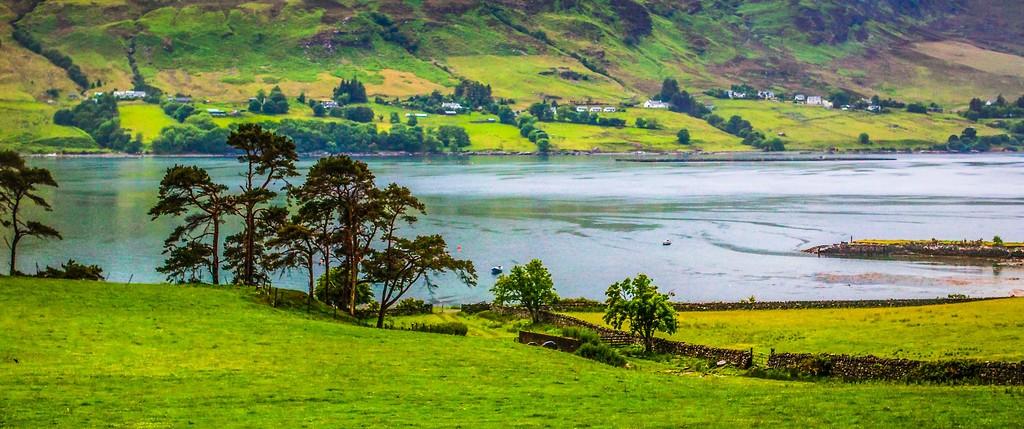 苏格兰美景,山水画卷_图1-28