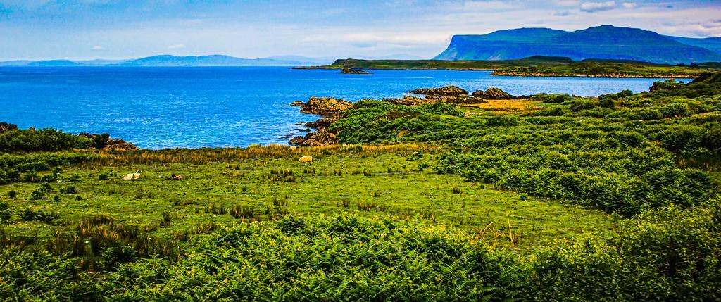 苏格兰美景,山水画卷_图1-41
