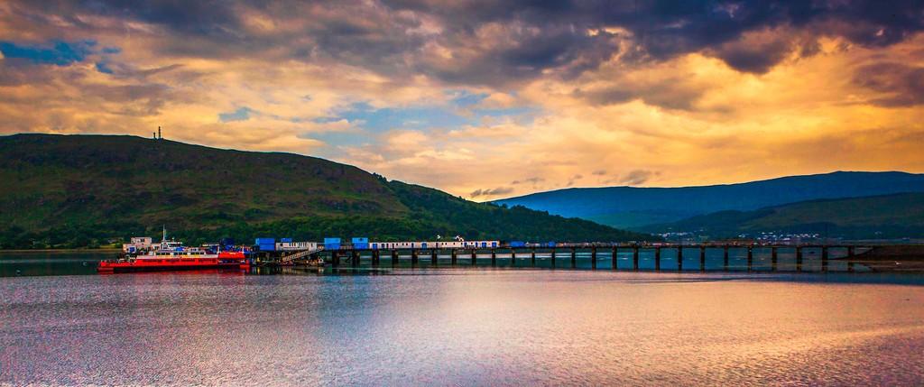 苏格兰美景,山水画卷_图1-11